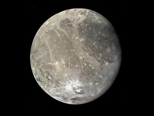 Planet-sized Moon: Ganymede