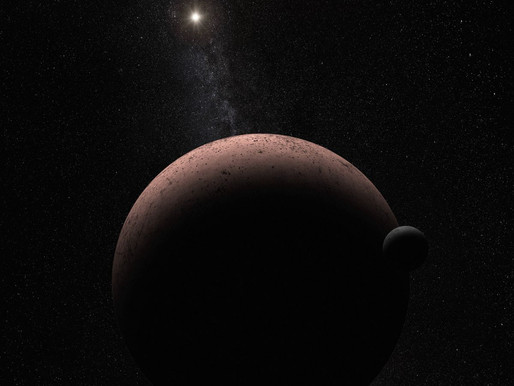 Dwarf Planets 1: Makemake