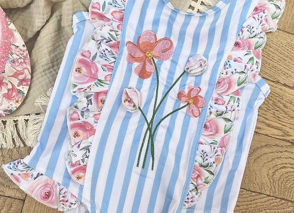 Rosa bathing suit