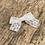 Thumbnail: Lace bow clip