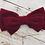 Thumbnail: Large velvet bow