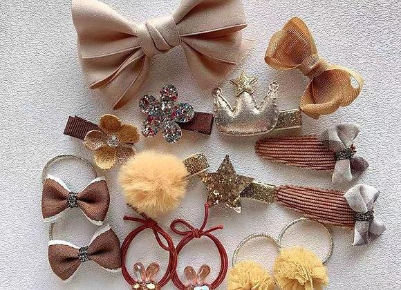 Clara hair set