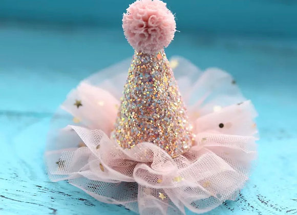 Party hat, PINK