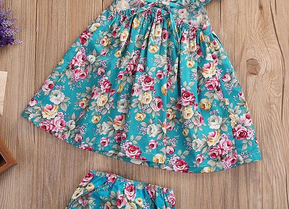 Jemima (dress & bloomers)
