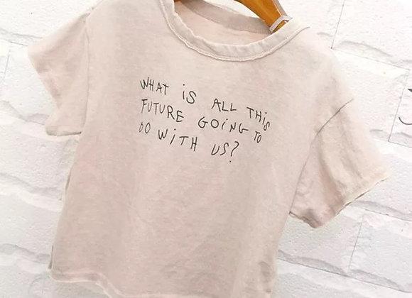 Kids of the future T-shirt