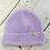 Thumbnail: Lilac beanie