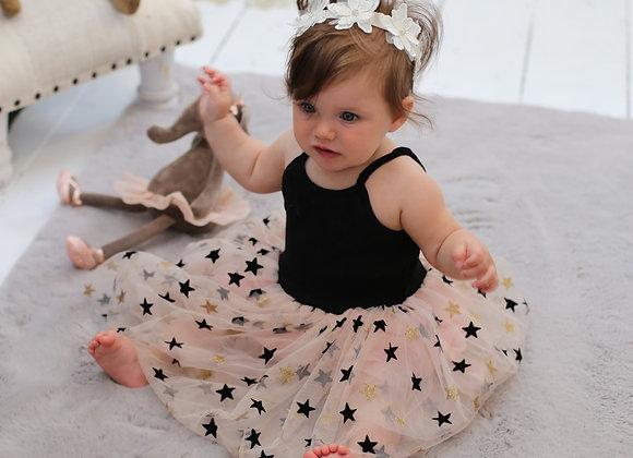 Starry Night Tutu Dress