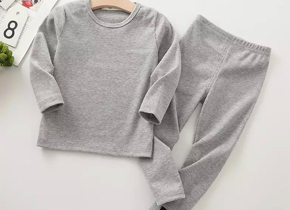 Cosy days loungewear (grey/blush)