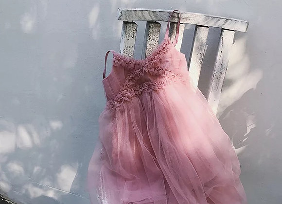 Esmeralda dress PINK