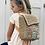 Thumbnail: Rosebud cottage backpack