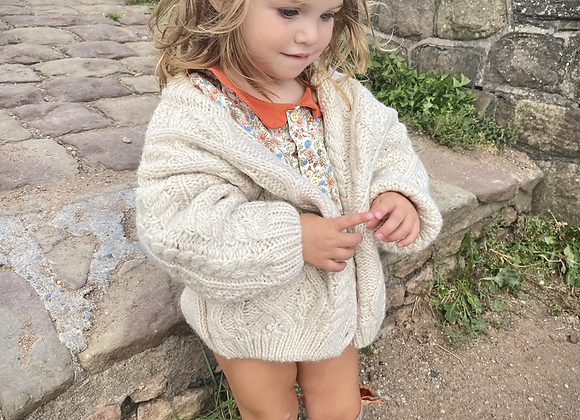 Hygge knitted cardigan