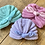 Thumbnail: Knitted hat (lilac, mint or pink)