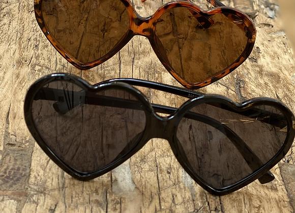 Mumma's heart sunglasses