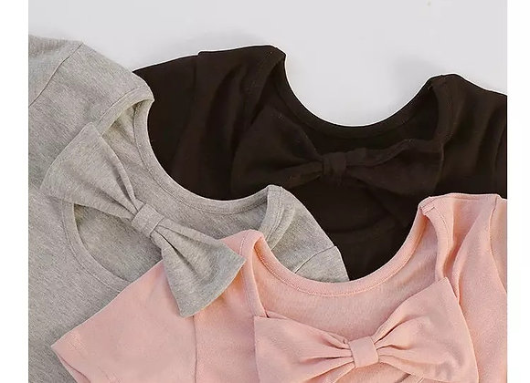 Bow knot T-shirt