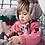 Thumbnail: Knitted ear muffs