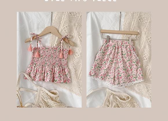 Evie (shorts & top)