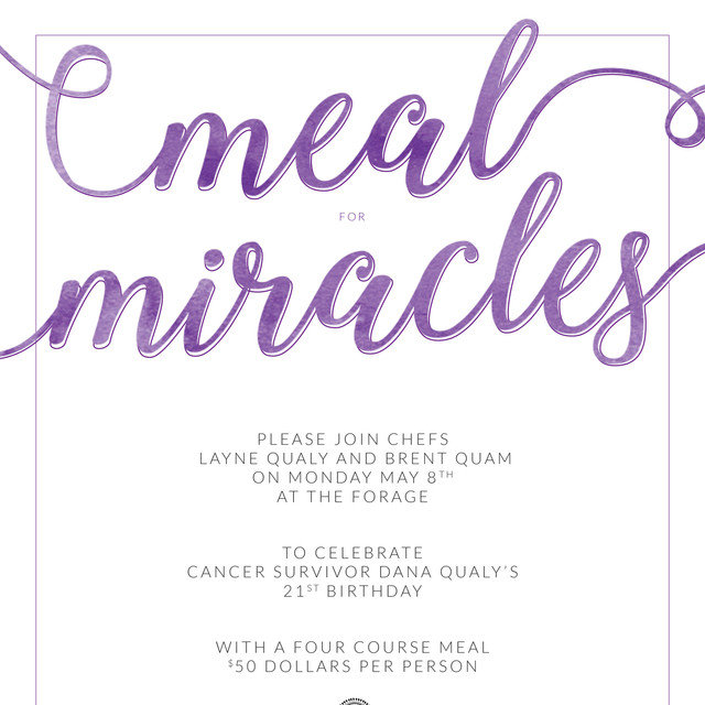 A Meal for Miracles