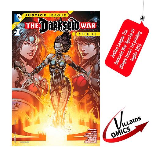 Darkseid War Special #1 (One-shot) (Single Issue)