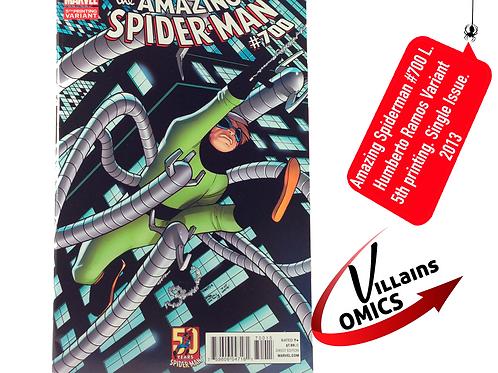 Amazing Spiderman #700L