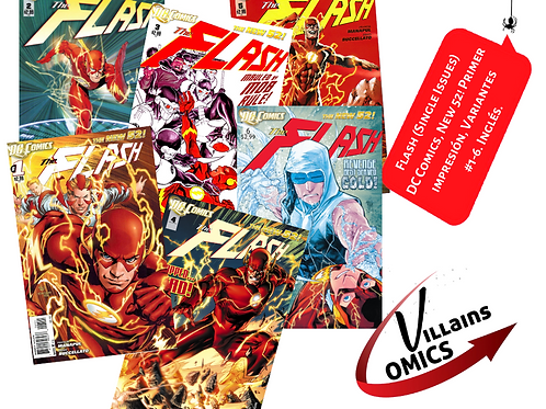 Flash (single issues)