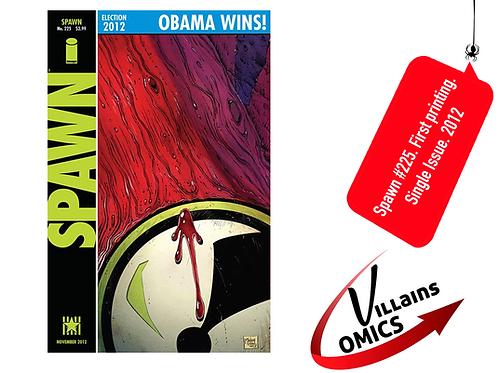 Spawn #225 A Obama Wins!