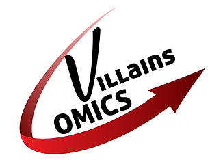 Villains Comics Logo
