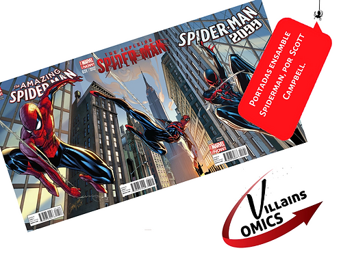 Spiderman (Campbell connecting variants)