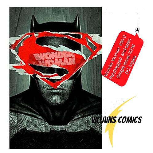 Wonder Woman #50 Portada Sorpresa