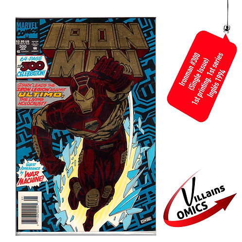 Ironman #300 (Single Issue)
