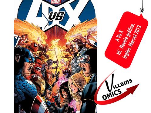 Avengers Vs Xmen (HC)