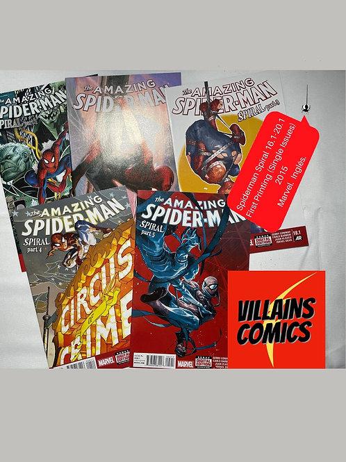 Amazing Spiderman (16.1-20.1)