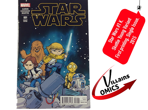 Star Wars #1 K Variante Skottie Young