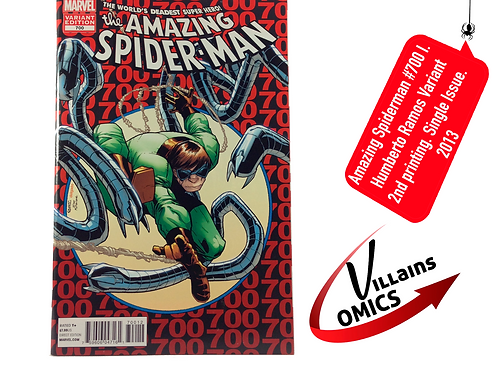 Amazing Spiderman #700I