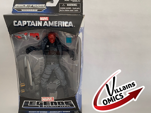 Marvel Legends Red Skull
