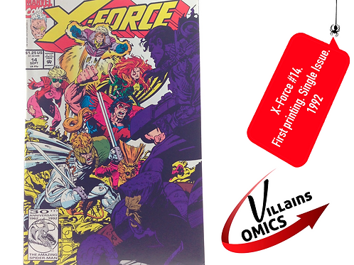 X Force #14