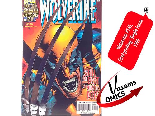 Wolverine #145