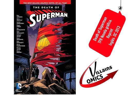 Death of Superman (TPB) 2012