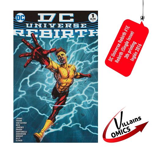 DC Universe Rebirth #1E (Single Issue)