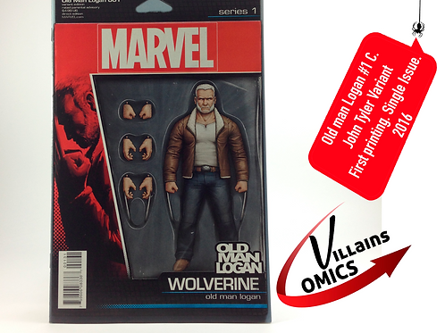 Old Man Logan #1 C