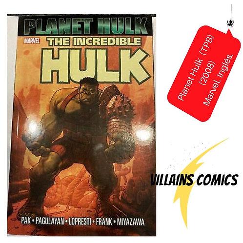 Planet Hulk (TPB)