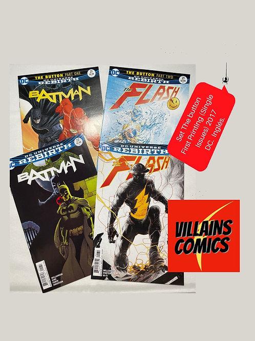 Set The Button Batman/Flash