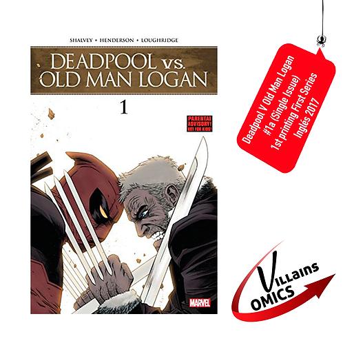 Deadpool vs Old Man Logan #1 (Single Issue)
