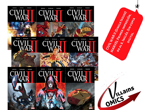 Civil War II (Single Issues)