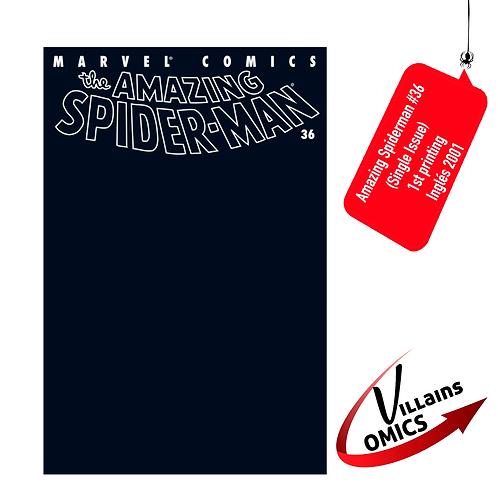Amazing Spiderman #36 (Single Issue)