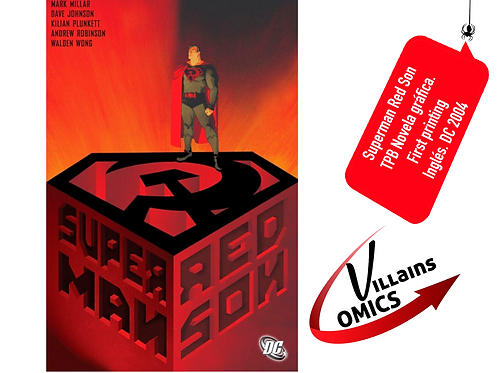 Superman Red Son (TPB) 2004