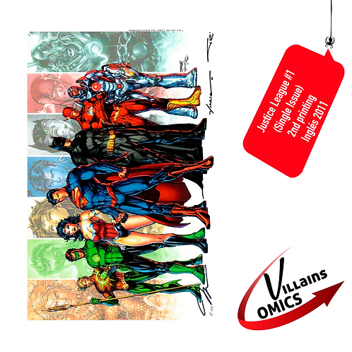 Justice League #1D (Single Issue)