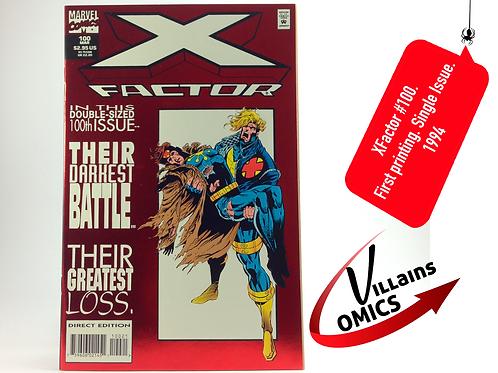 X Factor #100 D