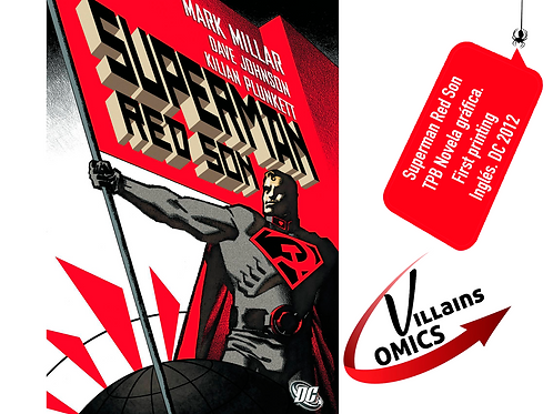 Superman Red Son (TPB) 2012