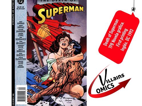 Death of Superman (TPB) 1993