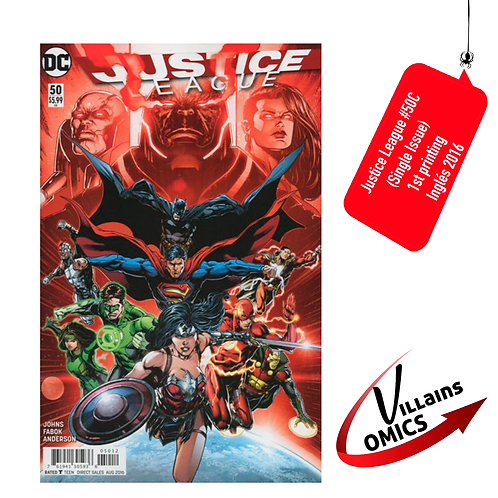 Justice League #50C (Single Issue)